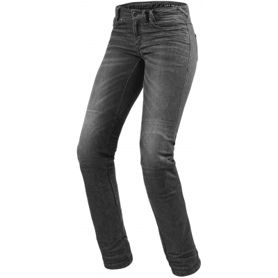 REVIT kalhoty jeans MADISON 2 RF dámské dark grey