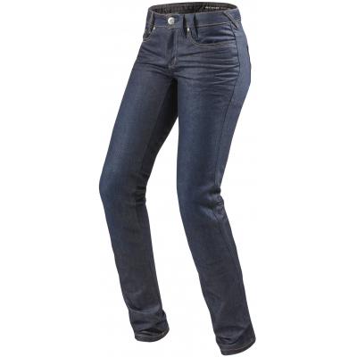 REVIT kalhoty jean MADISON 2 RF dámské medium blue