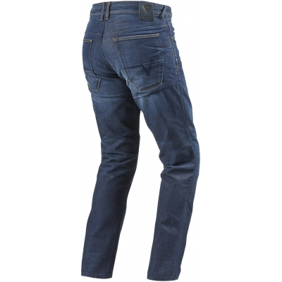 REVIT kalhoty jean SEATTLE TF dark blue