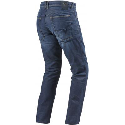 REVIT nohavice jean SEATTLE TF Short dark blue