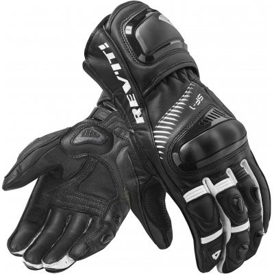 REVIT rukavice SPITFIRE black/white