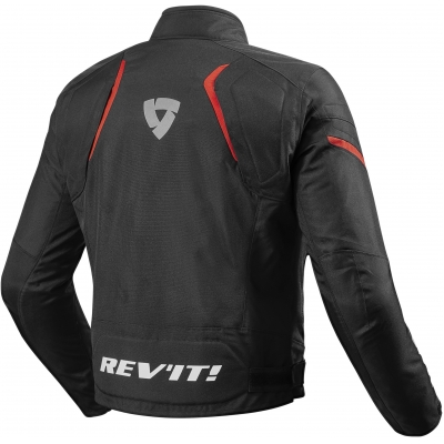 REVIT bunda JUPITER 2 black/red