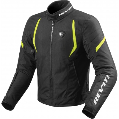 REVIT bunda JUPITER 2 black/neon yellow