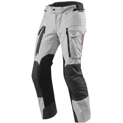 REVIT kalhoty SAND 3 Short silver/anthracit