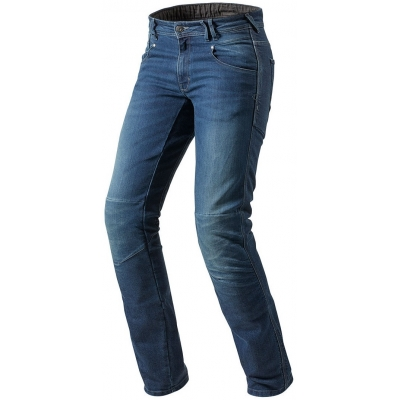 REVIT kalhoty jeans CORONA blue