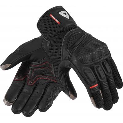 REVIT rukavice DIRT 2 black