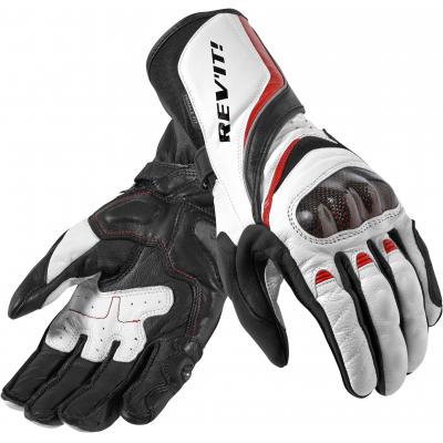 REVIT rukavice XENA dámské white/red
