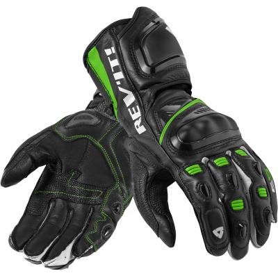 REVIT rukavice JEREZ PRO black / acid green