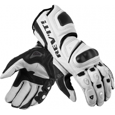 REVIT rukavice JEREZ PRO white/black