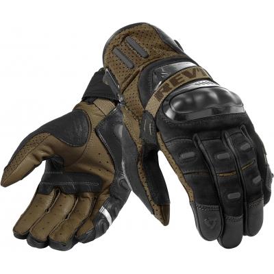 REVIT rukavice CAYENNE PRO black/sand