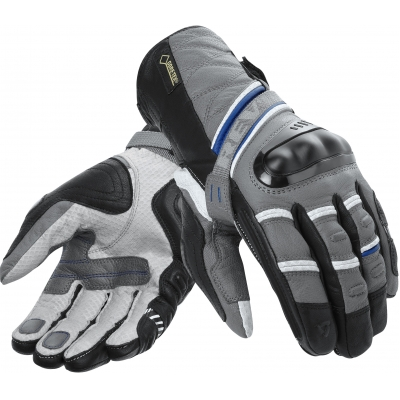 REVIT rukavice DOMINATOR GTX grey / blue