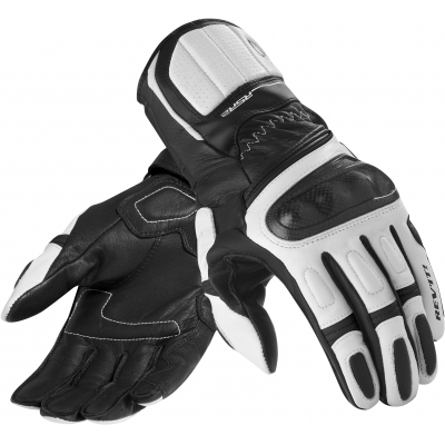 REVIT rukavice RSR 2 black / white