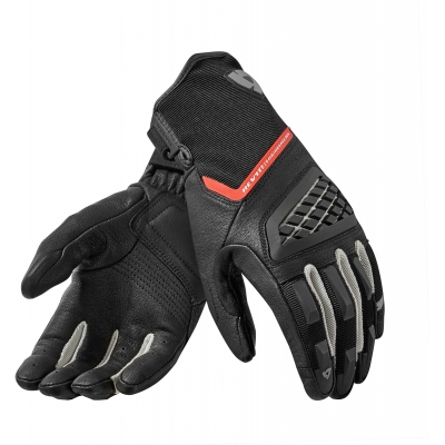 REVIT rukavice NEUTRON 2 black/red
