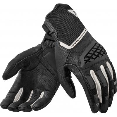 REVIT rukavice NEUTRON 2 black/white