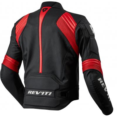 REVIT bunda MASARU black/red