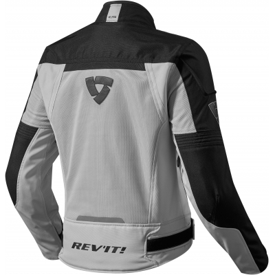 REVIT bunda AIRWAVE 2 dámská silver/black