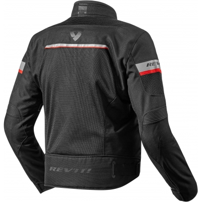 REVIT bunda TORNADO 2 black