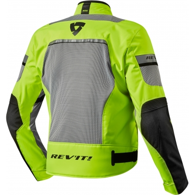 REVIT bunda TORNADO 2 HV neon yellow/silver