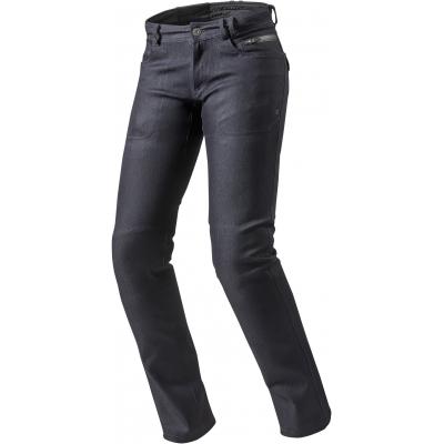 REVIT kalhoty jean ORLANDO H2O RF Long dámské dark blue