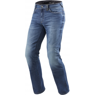 REVIT nohavice jeans PHILLY 2 LF medium blue