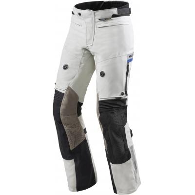 REVIT kalhoty DOMINATOR 2 GTX light grey/black
