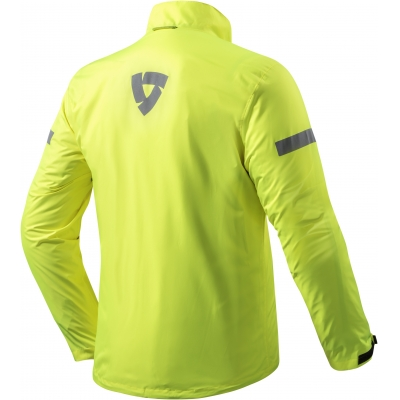 REVIT bunda nepromok CYCLONE 2 H2O neon yellow