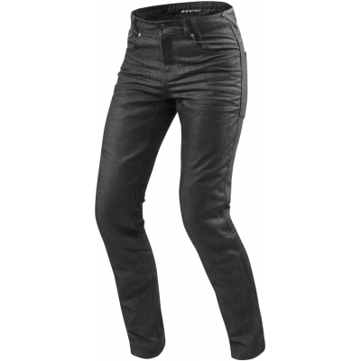 REVIT kalhoty jeans LOMBARD 2 RF Long dark grey