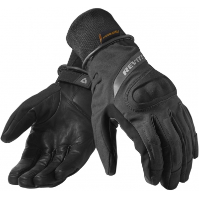 REVIT rukavice HYDRA H2O black