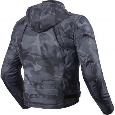 REVIT bunda FLARE black