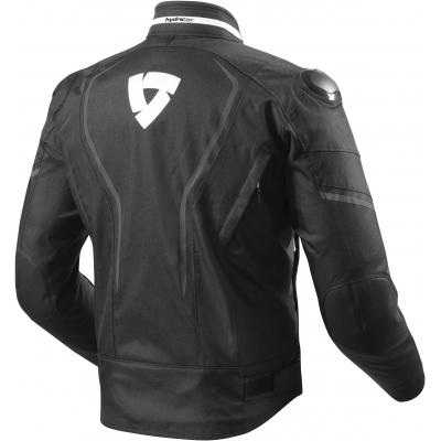 REVIT bunda VERTEX H2O black/black