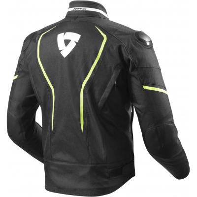 REVIT bunda VERTEX H2O black/neon yellow
