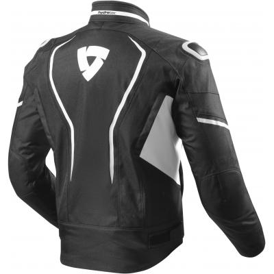REVIT bunda VERTEX H2O black/white