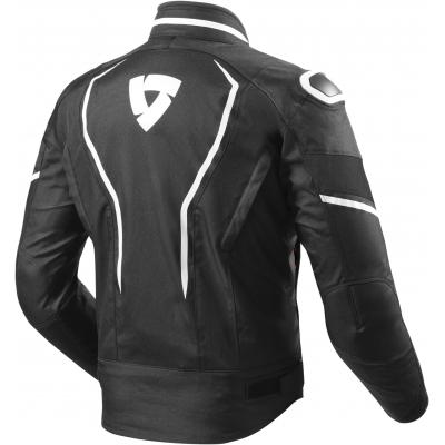 REVIT bunda VERTEX black/white