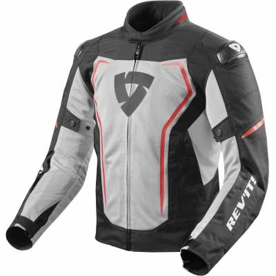 REVIT bunda VERTEX AIR black / red