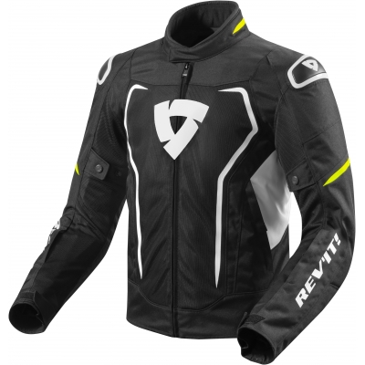 REVIT bunda VERTEX AIR black/neon yellow