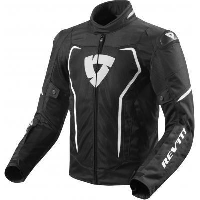 REVIT bunda VERTEX AIR black/white