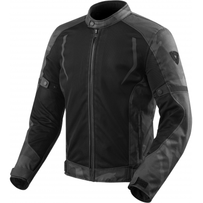 REVIT bunda TORQUE black/grey