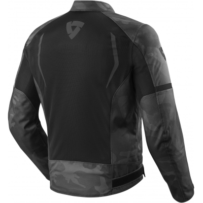 REVIT bunda TORQUE black / grey