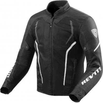 REVIT bunda GT-R AIR 2 black/white