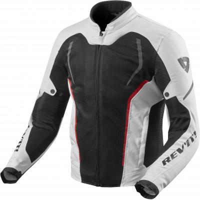 REVIT bunda GT-R AIR 2 white/black