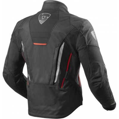 REVIT bunda VAPOR 2 black / red