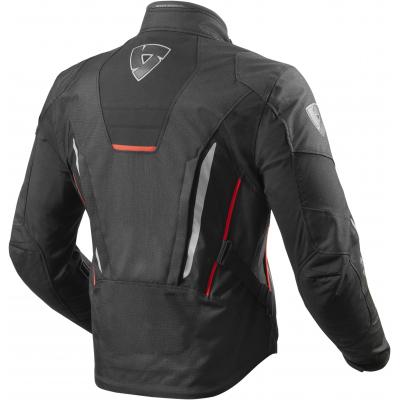 REVIT bunda VAPOR 2 black/red