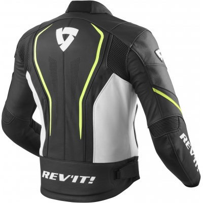 REVIT bunda VERTEX GT black/neon yellow
