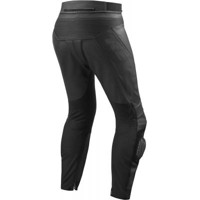 REVIT nohavice VERTEX GT Long Black / Black
