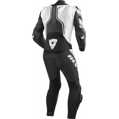 REVIT kombinéza VERTEX PRO 1-dílná white/black