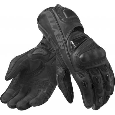 REVIT rukavice JEREZ 3 black/black