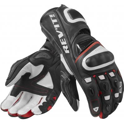 REVIT rukavice JEREZ 3 black/red