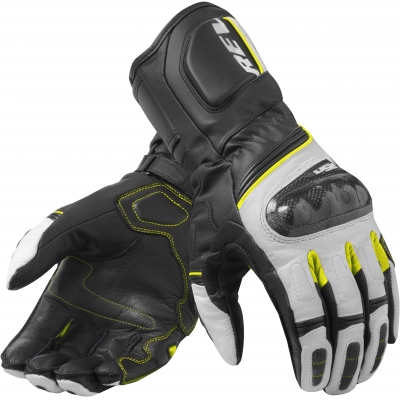 REVIT rukavice RSR 3 black/neon yellow
