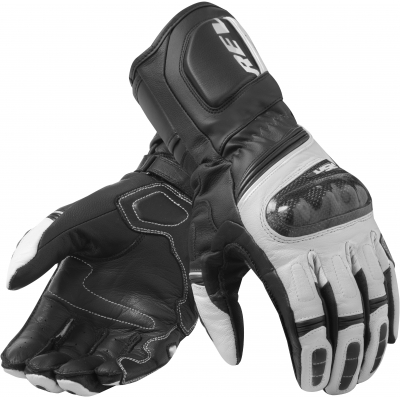 REVIT rukavice RSR 3 black/white