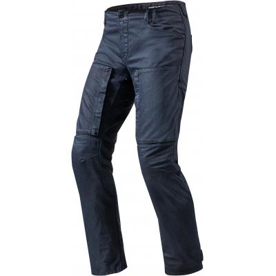 REVIT kalhoty jean RECON RF dark blue